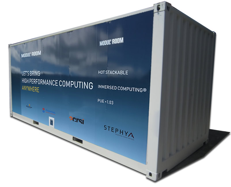 container datacenter